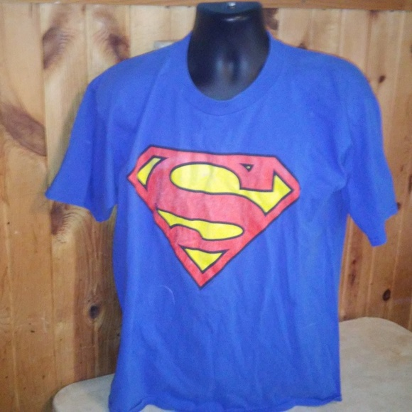 Superman Logo T Shirt T13 Poshmark